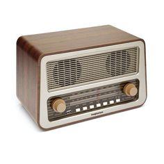 Radio Vintage com USB. R$400