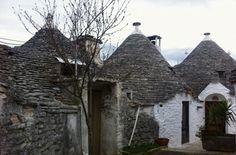 Trulli treasures in Puglia, Italy