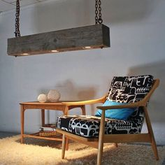 Our wooden beam light is the perfect light solution for a rustic kitchen island restaurant or bar. http://etsy.me/2iqpOpz #rustic #rte5reclamation #rustedchain #reclaimedwood #beamlight #bestseller #oregon #hanginglight #industrialmodern http://ift.tt/2jdBjkY
