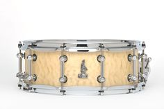 14 x 5.5 BRADY Jarrah Ply snare drum (Turtleback gloss finish).