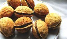 Plněné ořechy. Vánoční cukroví podle receptu z pořadu Kluci v akci