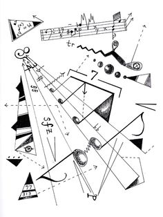 Notations 21: 165 Musicians Visualize Sheet Music in Unusual Ways  by Maria Popova - via Brainpickings - Notations 21 explores visualizing music. Inspired by John Cage's iconic 1968 Notations and originally released for its 50th anniversary, the ambitious 320-page volume by Theresa Sauer and Mark Batty Publishers reveals how 165 composers and musicians around the world are experiencing, communicating and reconceiving music visually by reinventing notation.