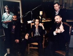 Nick Cave & The Bad Seeds: Let love in