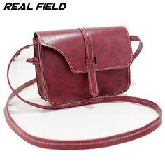 Real Field RF Women Messenger Bag PU Leather Metropolis  Ladies Crossbody Bags Girls Shoulder Handbag Panelled Sewing Bolsas 074