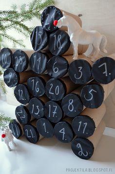 advent calendar Nespresso, Advent Calendar, Kitchen Appliances, Holidays, Diy, Diy Kitchen Appliances, Home Appliances, Holidays Events, Bricolage