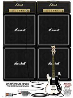 Johnny Ramone – The Ramones – 1990