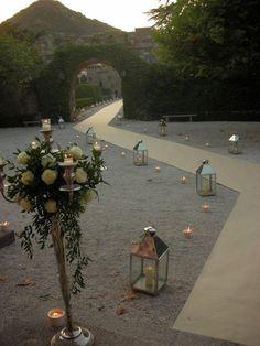 Wedding at the Château de La Napoule