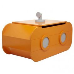 Submarine Toy Box - how cool is this?