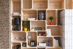 деревянный стеллаж из ящиков: 11 тыс изображений найдено в Яндекс.Картинках