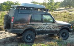 Land Rover Discovery 1, Discovery 2, Land Rover Off Road, Overland Gear, Off Road Adventure, Offroad, 4x4, Toyota, Range Rovers