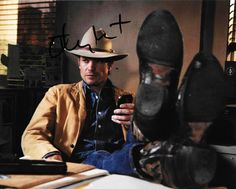 Timothy Olyphant Autographed 8x10 Photo (Reproduction) 5