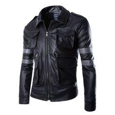 Resident Evil Biohazard Leather Jackets - Jacket - eDealRetail - 2
