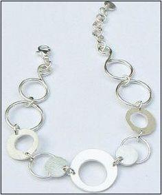 Chain Jewelry, Hangers, Bracelets, Silver, Necklaces, Clothes Hanger, Clothes Hangers, The Hunger, Bracelet