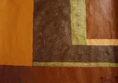 """Portais"" acrílica sobre papel 0,20 x 0,15 2006 M. Sigrini Miranda"