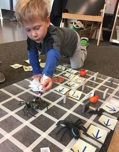 Creating Coding Stories and Games | National Association for the Education of Young Children | NAEYC TYC | Teaching Young Children Magazine