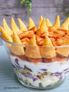 Tofu, Pudding, Impreza, Salad, Custard Pudding, Puddings, Avocado Pudding