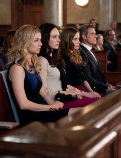 Revenge's Photos - Revenge - ABC.com - Emily, Victoria, Charlotte, Conrad