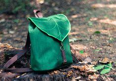 Dark Green Leaf Mini Backpack Women's Rucksack Boho Festival Backpack Waterproof Hipster Backpack Toddler Backpack Small Rucksack USD) by LeaflingBags Toddler Backpack, Mini Backpack, Small Backpack, Backpack Purse, Drawstring Backpack, Tote Bag, Disfraz Peter Pan, Hipster Rucksack, Shoes