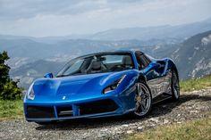 Ferrari Spider 488 2016