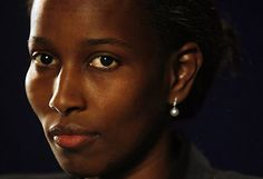 """Ayaan Hirsi Ali: My life under a fatwa: Ayaan soon realised that, in a culture so patriarchal that it could not tolerate the existence of an unmaimed vagina, """"I could never become an adult. I would always be a minor, my decisions made for me. But I wanted to become an individual, with a life of my own."""""""