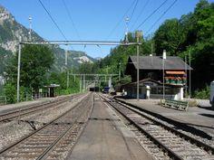 Railroad Tracks, Buildings, Construction, Train, Building, Zug, Strollers, Train Tracks