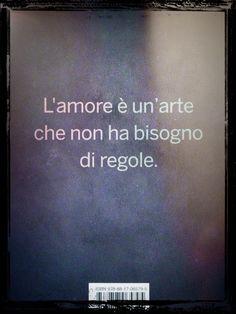 A come Amore...