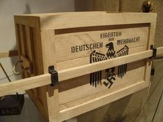 Indiana Jones  Nazi Kiste Prop Replica Maßstab 1:6 von PropStudios