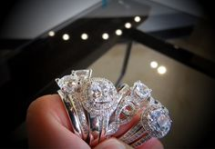 We've got your #diamond candy here! #follow #reno #jewels #bvwjewelers #jewelry