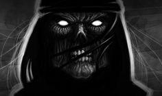 Skullface by Entropician.deviantart.com on @DeviantArt