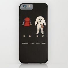 Back+to+the+Future+iPhone+&+iPod+Case+by+Alyn+Spiller+-+$35.00