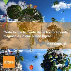 #NapoleonHill #imagine #Altea