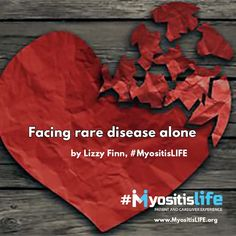 Facing rare disease alone - Just Do It, How Are You Feeling, Lonliness, Fast Times, Meant To Be Together, Rare Disease, Invisible Illness, Sex And Love, Ups And Downs