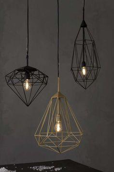 76 Industrial Decor Ideas - From Industrial Hanging Pendants to Wooden Concrete Lighting (TOPLIST)