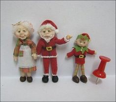 48th Scale Mr & Mrs Santa ...Auction ending in 2 hours for a very good cause