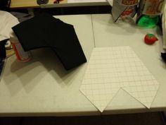 Making Simple Foam Armor 2 by Celyddon.deviantart.com on @deviantART