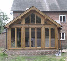 Garden room garage Garden Rooms - Border Oak - oak framed houses, oak framed garages and structures.