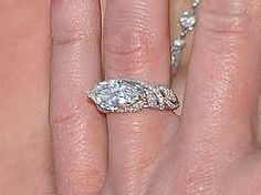 Portia De Rossi Wedding Ring So Awesome And Unique