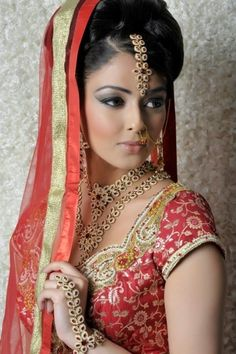 Really pretty bride