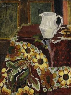 Duncan Grant: another member of the Bloomsbury group and contemporary of Vanessa Bell, Virginia Woolf, and Roger Fry