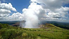 Holy Smokes! Volcanic Adventures Outside Of Granada, Nicaragua