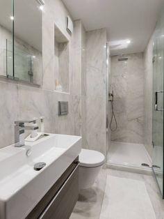 Bathroom : Modern bathroom by The White House Interiors