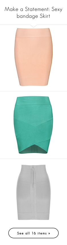 """""""Make a Statement: Sexy bandage Skirt"""" by udobuy ❤ liked on Polyvore featuring skirts, saia, bandage skirt, pink and black skirt, blue skirt, front slit skirt, green skirt, light green skirt, red skirt and sexy skirt"""