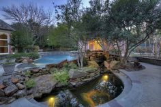 21 Robledo Dr, Dallas, TX 75230 is For Sale   1.12 acres   10,263 sf   5 bed   6.5 bath   built 1993   private pond & koi pond, gardens, pavilion w/fireplace, indoor lap pool   $3,750,000 USD.