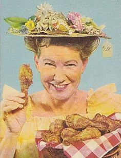 Everyday Dutch Oven: Jean Anderson's Oven Fried Chicken