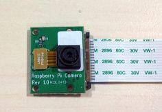 Raspberry Pi ya tiene cámara http://www.xataka.com/p/101851