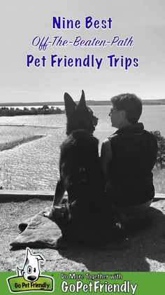 Looking for a quiet and remote spot to vacation with your pets? Here are some of our favorite places off-the-beaten-track from the Pet Travel Experts at GoPetFriendly.com. #pettravel #petfriendly #dogfriendly #roadtrip Pet Friendly Vacation Rentals, Pet Friendly Hotels, Great Places To Travel, Dog Travel, Travel Tips, German Shepherd Dogs, German Shepherds, Dog Friends, State Parks