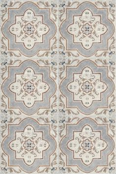 The Catalina pattern is subtle yet elegant and will look amazing in any Spanish style home.  This patterned tile uses soft colors combined with a travertine tile to create a rustic feel and will go great on your bathroom floor or as a backsplash in your kitchen or shower.