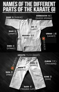 Name of the complete karate suit: jacket, pants incl . Informations About Benennung des kompletten Karate Shotokan, Goju Ryu Karate, Karate Kata, Kyokushin Karate, Kenpo Karate, Martial Arts Quotes, Martial Arts Workout, Martial Arts Training, Boxing Workout