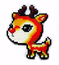 Hey, I found this really awesome Etsy listing at https://www.etsy.com/listing/161271653/maplestory-dasher-perler-bead-sprite