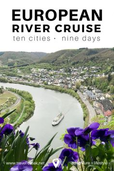 5 Reasons to See Europe on a Rhine River Cruise (Photos) • Ten cities in nine days | Germany, France, Netherlands and Luxembourg. The advantages and disadvantages of doing a river cruise from the travel blog TravelBreak.net